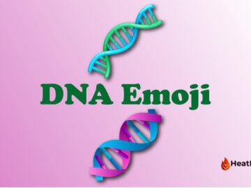 DNA emoji