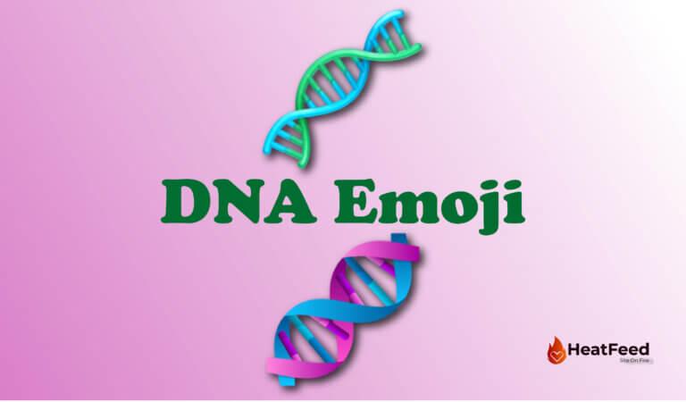 🧬 DNA Emoji