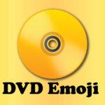 DVD emoji