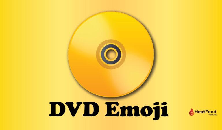 📀 DVD Emoji