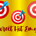direct hit emoji
