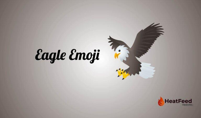 🦅 Eagle Emoji