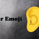 Ear Emoji