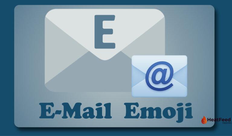 📧EMail Emoji