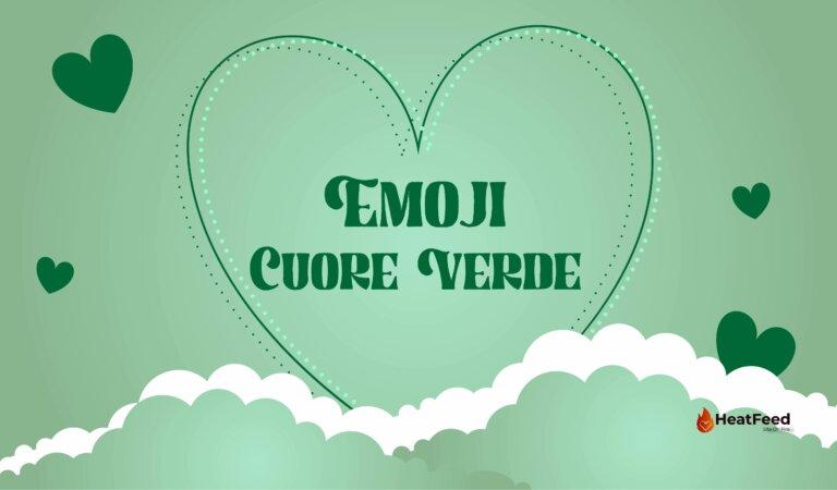 💚 Cuore Verde Emoji