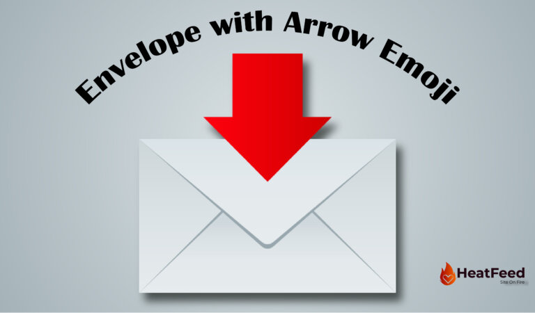 📩 Envelope with Arrow Emoji