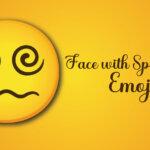 Face with Spiral Eyes Emoji