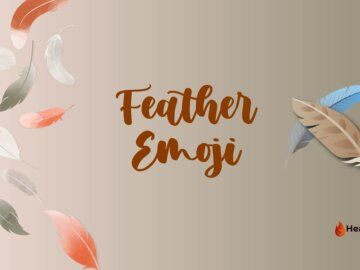 Feather Emoji