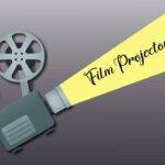 film projector emoji