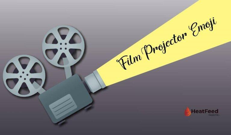 📽️ Film Projector Emoji