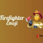 Firefighter Emoji