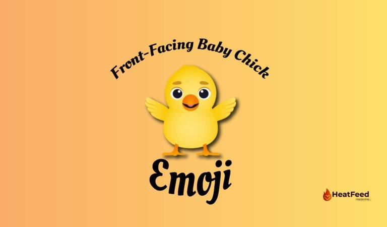 🐥 Front-Facing Baby Chick Emoji