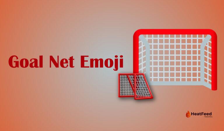 🥅 Goal Net Emoji