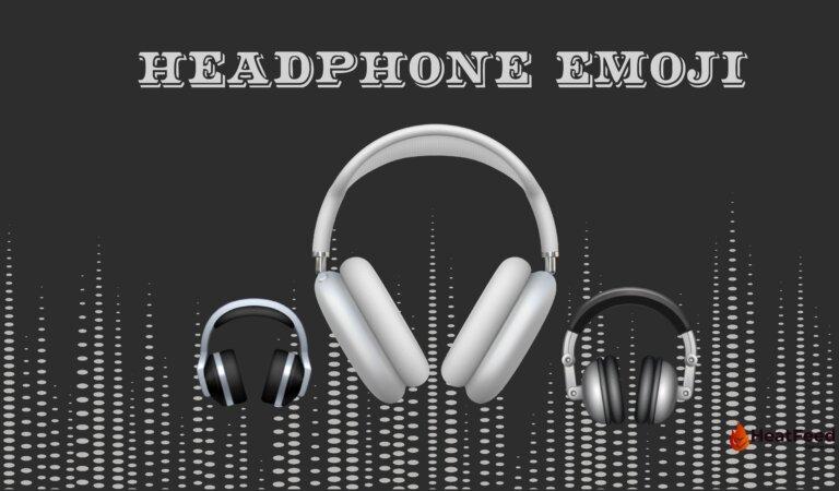 🎧 Headphone Emoji