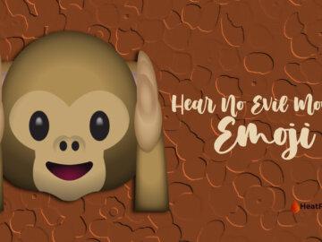 hear no evil monkey