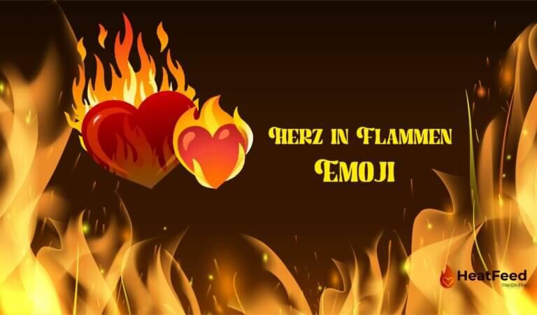 ❤️ 🔥 Herz in Flammen Emoji