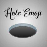 hole emoji