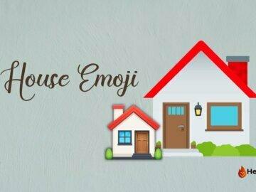 House Emoji