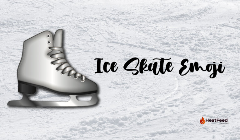 ⛸️ Ice Skate Emoji