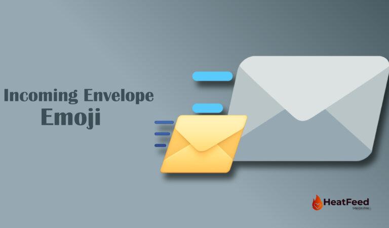 📨 Incoming Envelope Emoji