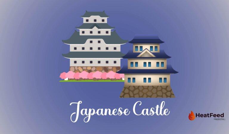🏯 Japanese Castle Emoji