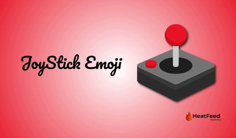 🕹️JoyStick Emoji