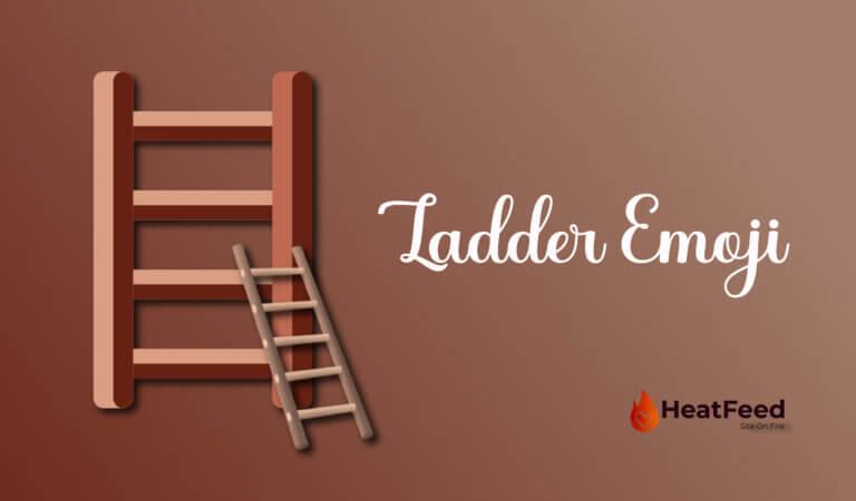  Ladder Emoji