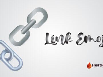 link emoji