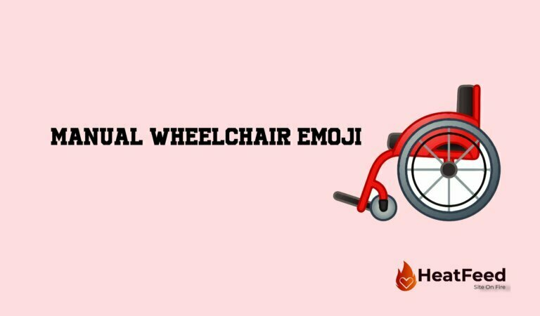 🦽Wheelchair Emoji