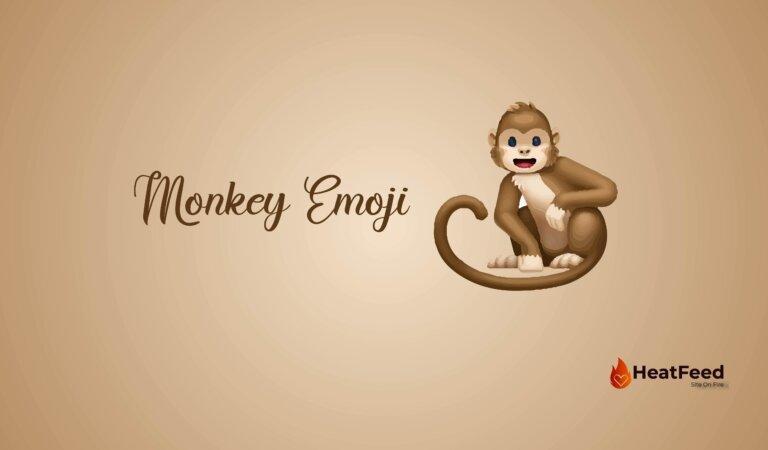 🐒Monkey Emoji
