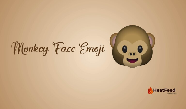 🐵 Monkey Face Emoji