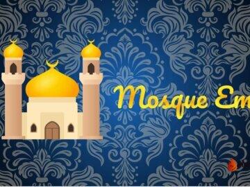 Mosque Emoji