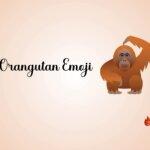 orangutan emoji