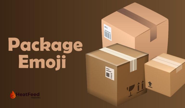 📦 Package Emoji