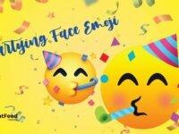 Partying Face Emoji