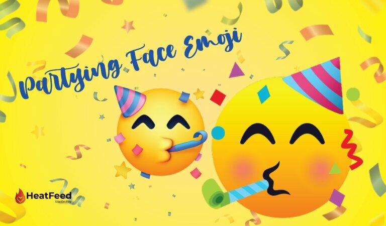 🥳 Partying Face Emoji