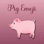 pig emoji