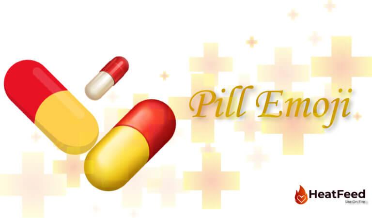 💊 Pill Emoji