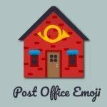 Post Office Emoji