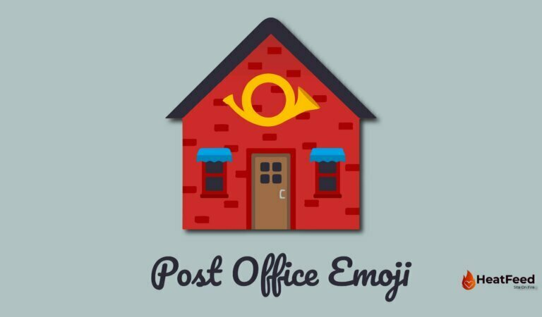 🏤 Post Office Emoji