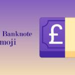 pound banknote emoji