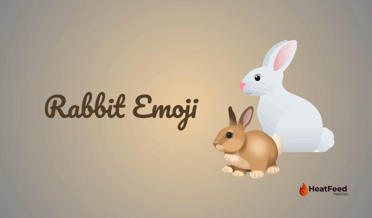 🐇 Rabbit Emoji