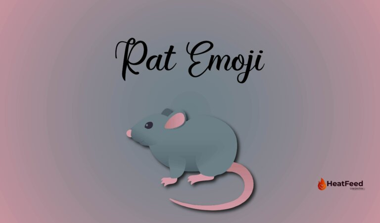 🐀 Rat Emoji