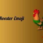 rooster emoji