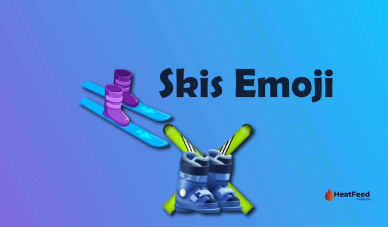 🎿 Skis Emoji