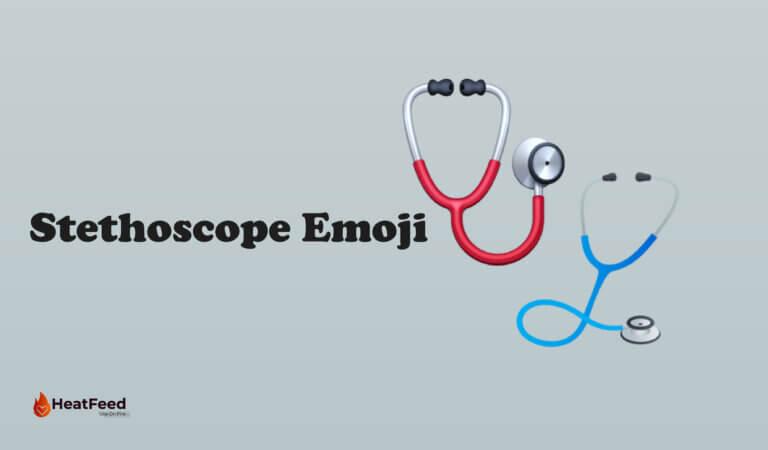 🩺 Stethoscope Emoji
