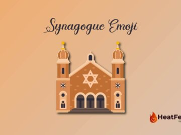 Synagogue Emoji