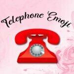 telephone emoji