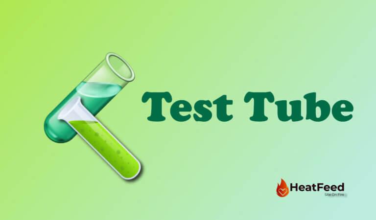 🧪 Test Tube Emoji