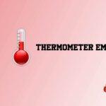 thermometer emoji